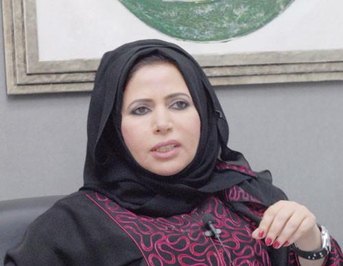 ابتسام الكتبي لمجلة الفلق: كل ما فعلته فقط هو أنني أشرت بأصبعي إلى مواطن الخطأ !!
