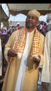 حامد برهان .. رئيس البرلمان القمري