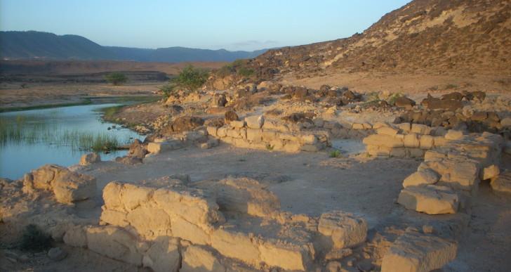 اكتشاف أثر مسجد اختفى في محافظة ظفار
