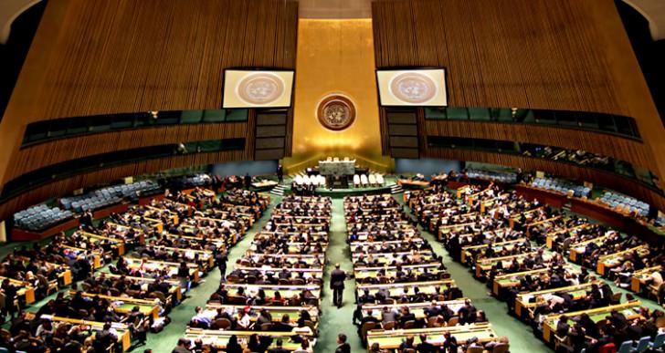 28 نوفمبر 1974: كلمة السلطنة أمام الدورة 29 للجمعية العامة للأمم المتحدة