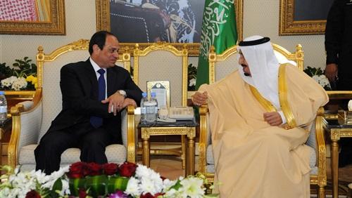 التداعيات الإستراتيجية للتعاون  ( المصري – السعودي)  على إسرائيل