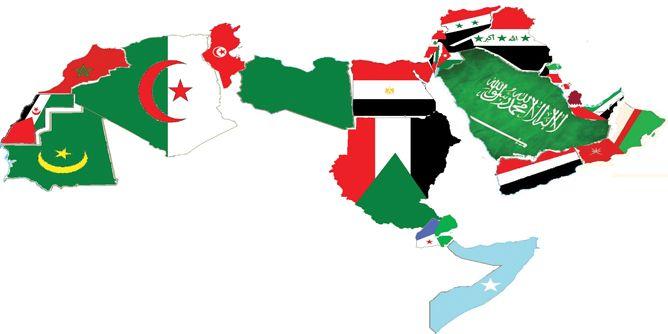 اللاعبون الدوليون في الشرق الأوسط