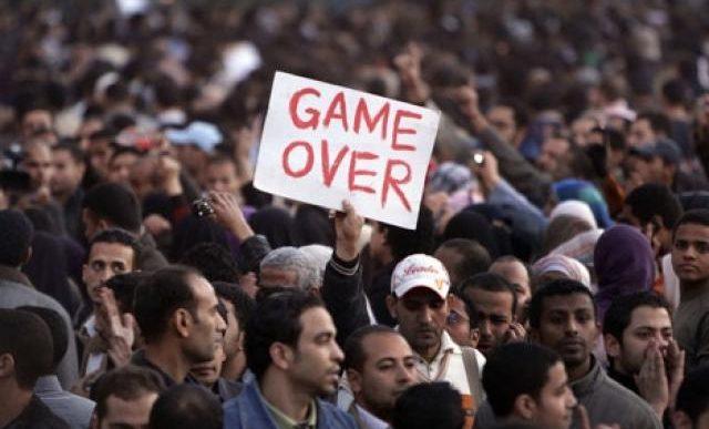 أسباب انتكاسة انتفاضات الربيع العربي
