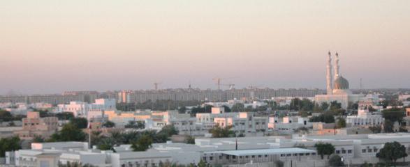 15 اكتوبر 2006  ترفيع البريمي إلى محافظة