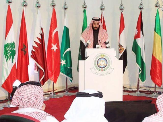 ضجة انضمام السلطنة إلى التحالف الإسلامي