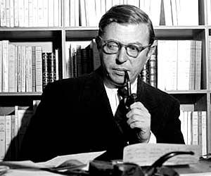الحرية في مفهوم سارتر