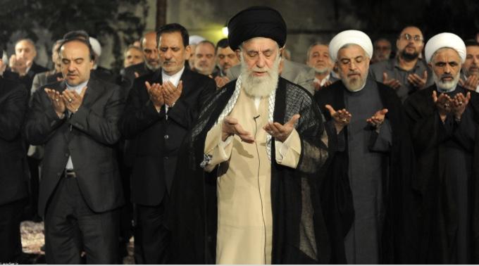 الصراعات الداخلية في إيران