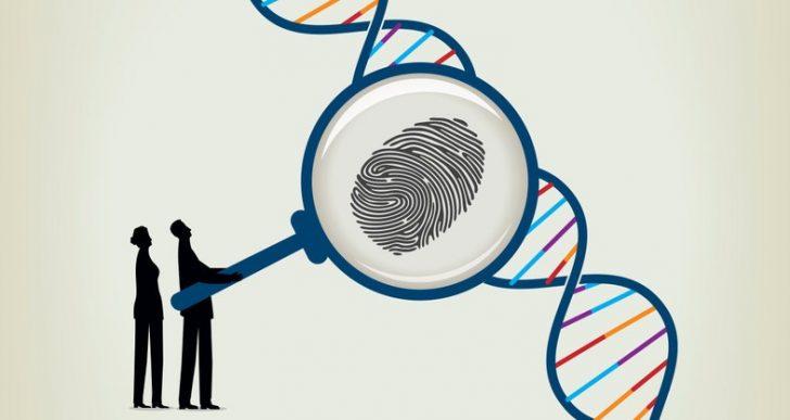 الإثبات بفحص الحمض النووي (DNA)
