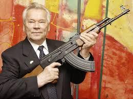 الكلاشنكوف أشهر بندقية في العالم: بقايا ذكريات